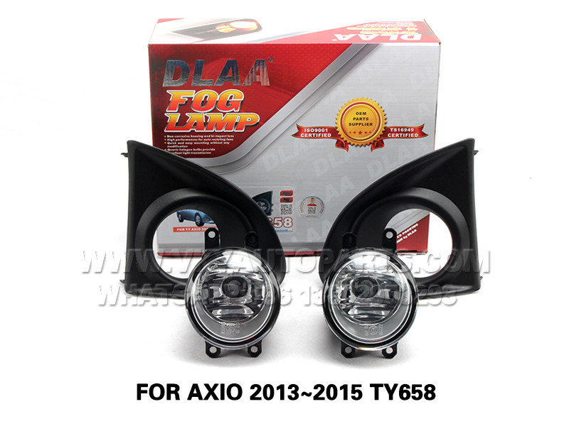 DLAA  Fog Lights Set Bumper Lamp FOR AXIO 2013~2015 TY658