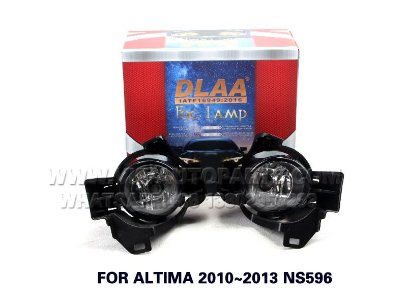 DLAA Fog Lights Set Bumper Lamp FOR ALTIMA 2010~2013 NS596