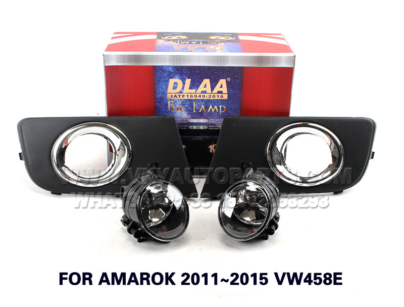 DLAA Fog Lamp Set Bumper Lamp FOR AMAROK 2011~2015 VW458E