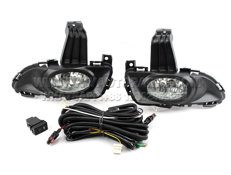 Top custom led fog lights mazda6 manufacturers for Mazda Cars-2