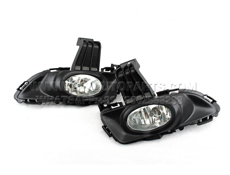 DLAA  Fog Lamp front Set Bumper Lights FOR MAZDA 3 2004~2006 MZ057