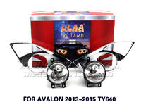DLAA  Fog Lights Set Bumper Lamp With FOR AVALON 2013~2015 TY640