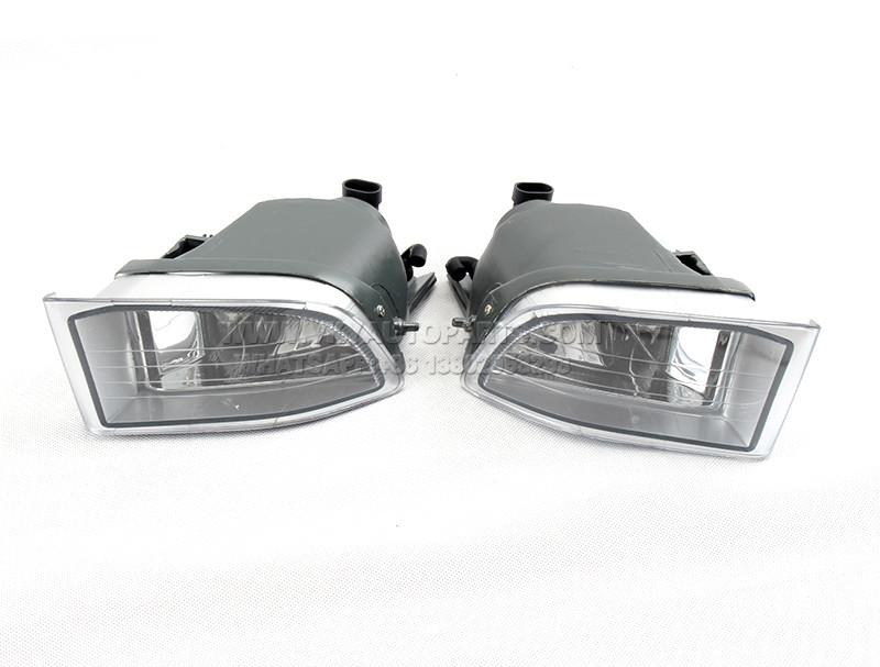 DLAA  Fog Lights Set Bumper Lamp With FOR LAND CRUISER PRADO FJ120 2003-2009 TY040