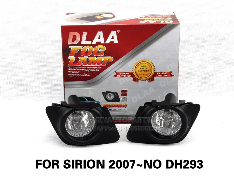 DLAA  Fog Lamp Set Bumper Lamp FOR SIRION 2007~NO DH293