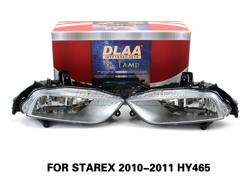 DLAA Fog Lamp Set Bumper Lamp FOR STAREX 2010-2011 HY465
