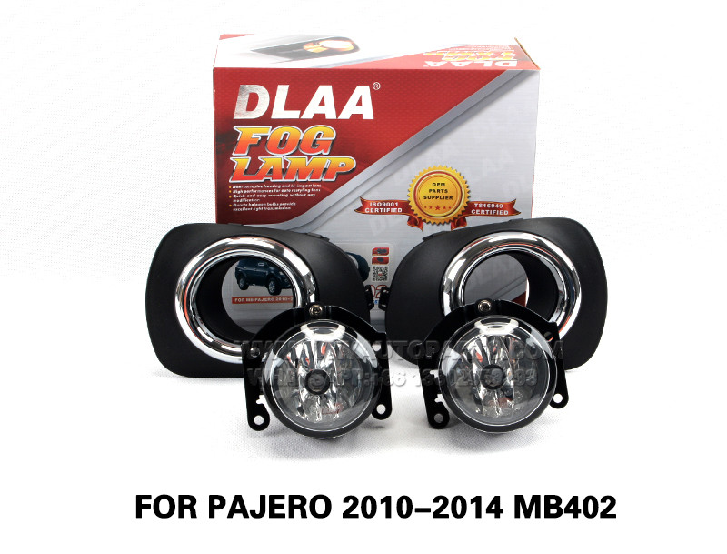 DLAA Fog Lamp Set Bumper Lamp FOR PAJERO 2010-2014 MB402