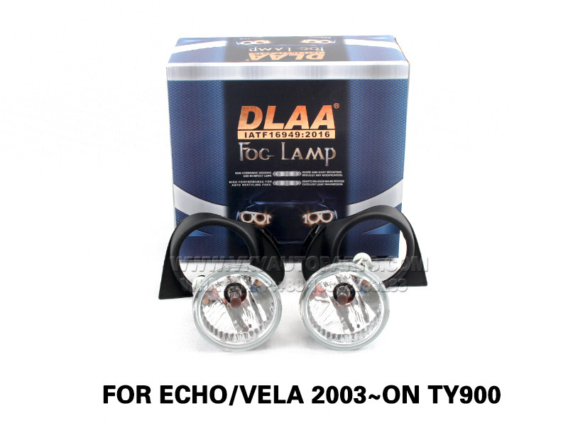 DLAA Fog Lamp Set Bumper Lamp FOR echo vela 2003~on ty900