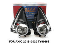 DLAA Fog Lamps Set Bumper Lights withwire FOR AXIO 2019~2020 TY9068E
