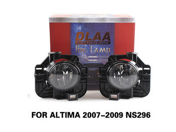 DLAA Fog Lamps Set Bumper Lights withwire For Altima 2007-2009 NS296