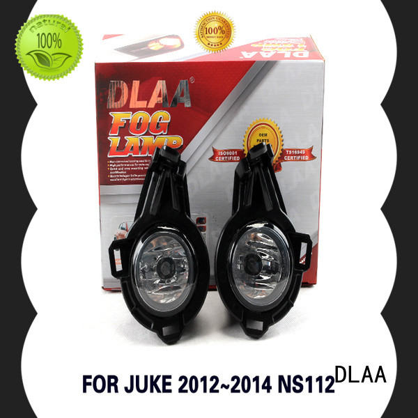 DLAA qashqai led light fog Supply for Nissan Cars