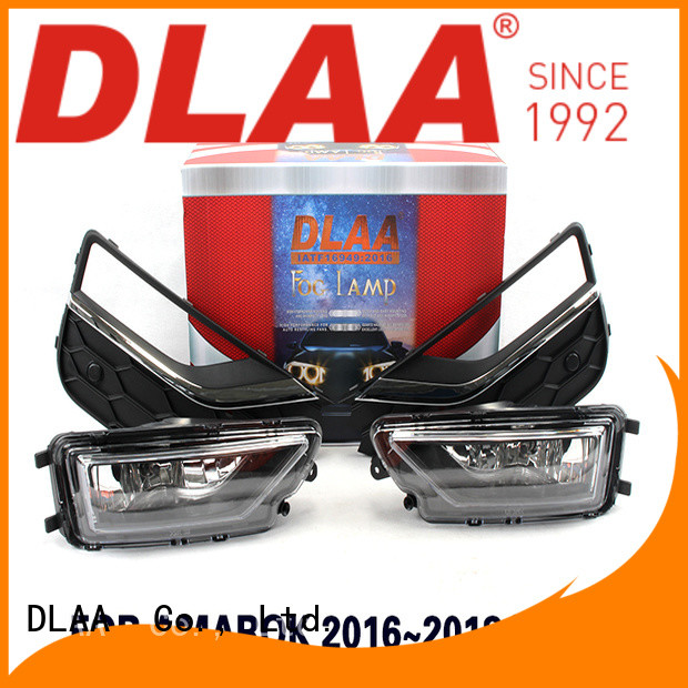 DLAA lights fog lamp manufacturers for cars
