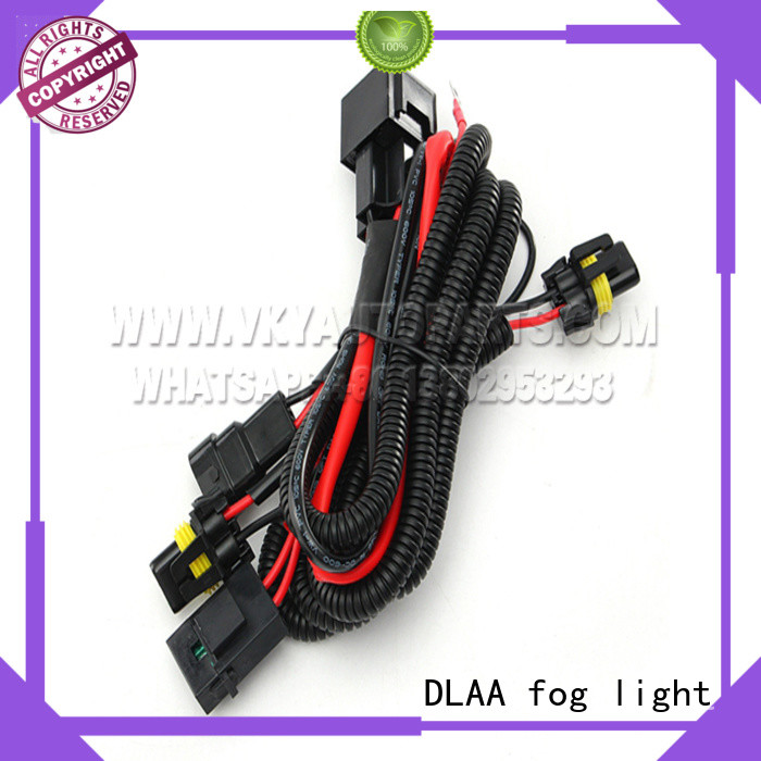 DLAA relay fog light wire company for Cars