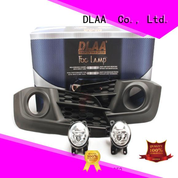 DLAA hd590 universal projector fog lights company for Honda Cars