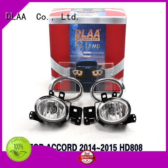 DLAA hd853 auto led fog lights company for Honda Cars