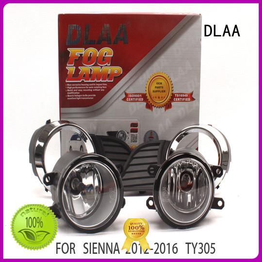 DLAA High-quality super bright fog lights company for Toyota Cars