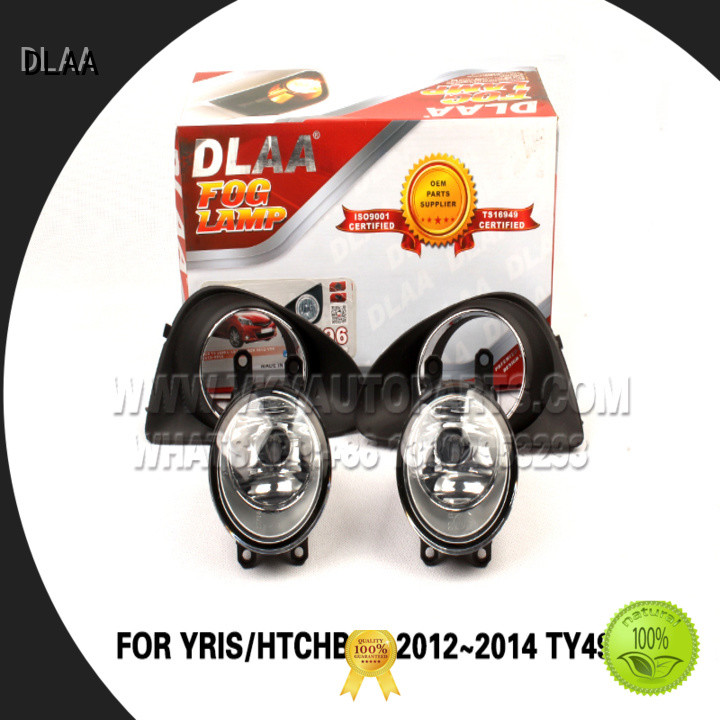 DLAA ty917 best fog light for car Suppliers for Toyota Cars