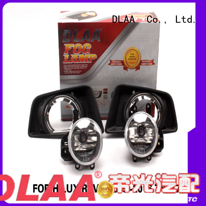 DLAA Best 6 inch fog lights Suppliers for Toyota Cars