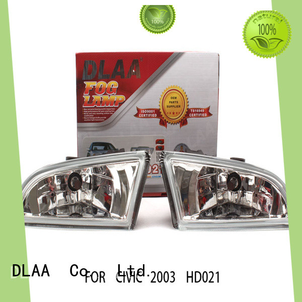 DLAA fitjazz 3 inch led fog lights Suppliers for Honda Cars