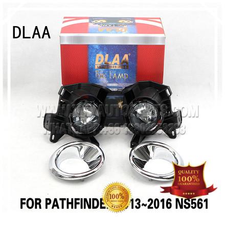 DLAA High-quality led light fog factory for Nissan Cars