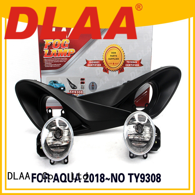 DLAA hatchback toyota oem fog lights Manufacturer for Toyota Cars