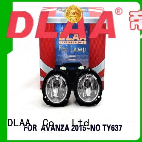 DLAA Custom led fog light assembly Supply for Toyota Cars