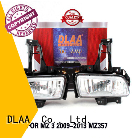 DLAA New cool fog lights Supply for Mazda Cars