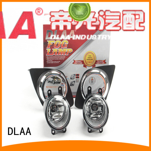 DLAA Wholesale led fog lamp kit factory for Toyota Cars