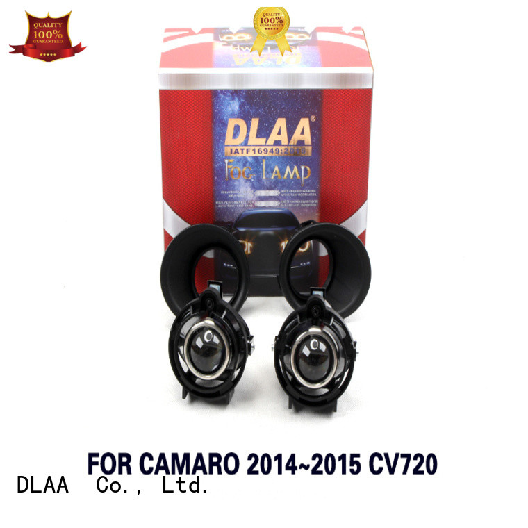 DLAA High-quality round fog lights for cars factory for Chevrolet Cars