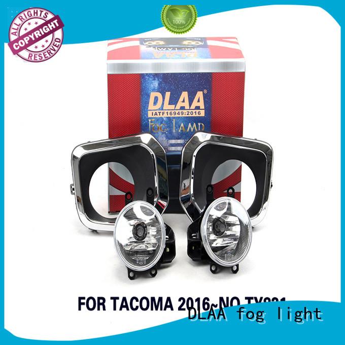 DLAA hlux led fog lamp kit for business for Toyota Cars
