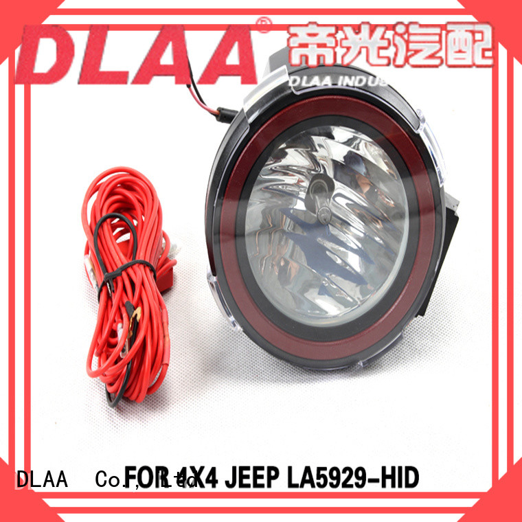 DLAA High quality xenon driving lights Factory for Automotives