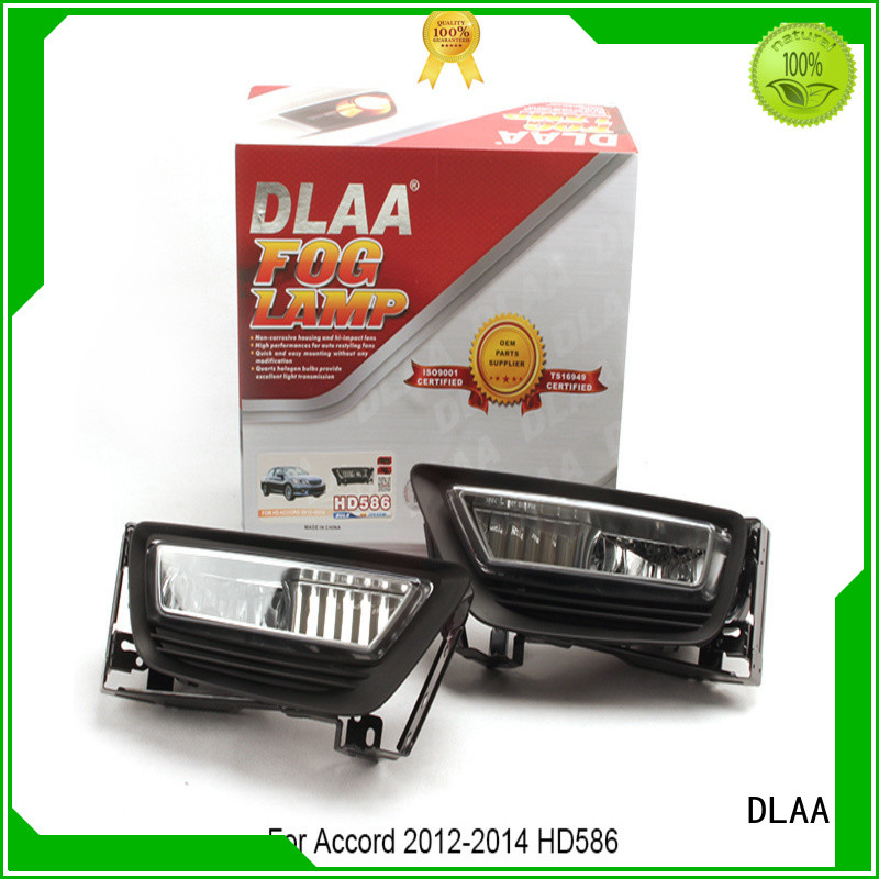 DLAA High-quality auto led fog lights Suppliers for Honda Cars