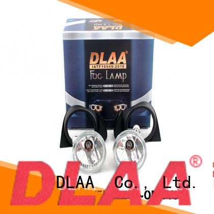 DLAA 3rd gen tacoma yellow fog lights Factory for Toyota Cars