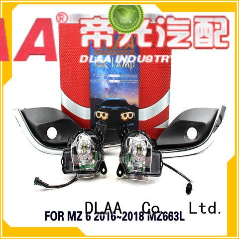 Best car accessories fog lamps mz622 company for Mazda Cars