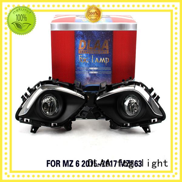 DLAA mz412 custom led fog lights Suppliers for Mazda Cars