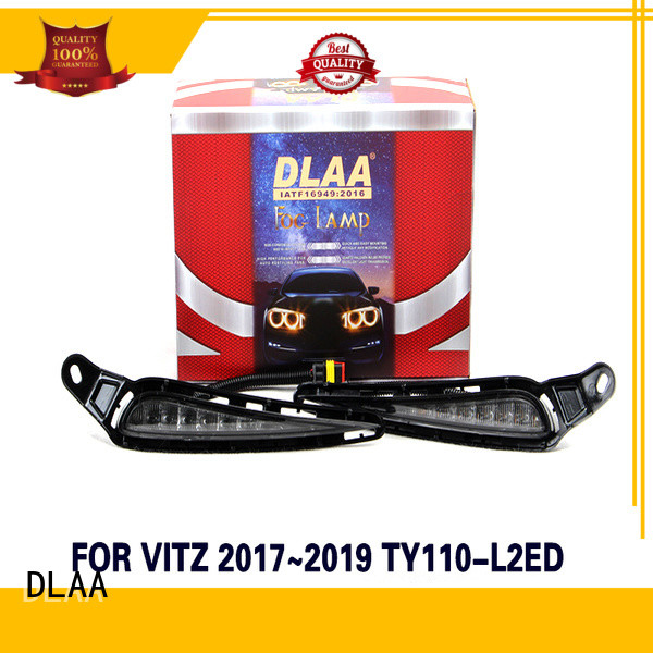 DLAA Top 3 inch round fog lights manufacturers for Toyota Cars
