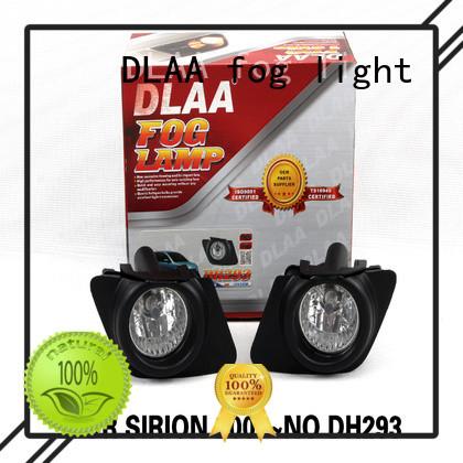 DLAA chr 3 inch round fog lights manufacturers for Toyota Cars