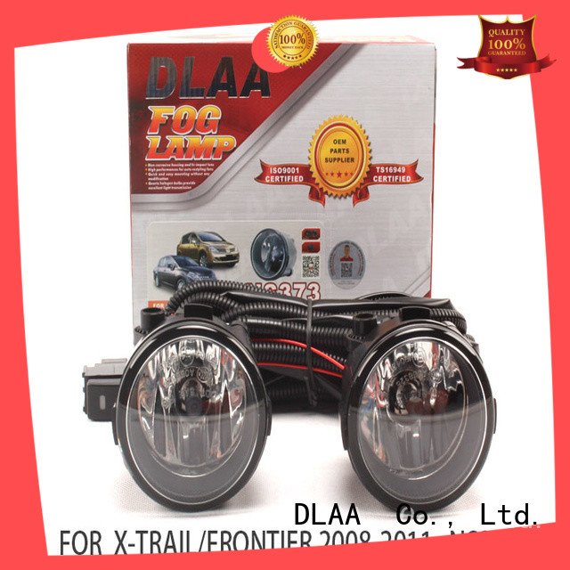 DLAA Top projector fog light kit Supply for Nissan Cars