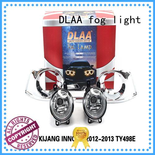 DLAA Best led fog light assembly company for Toyota Cars