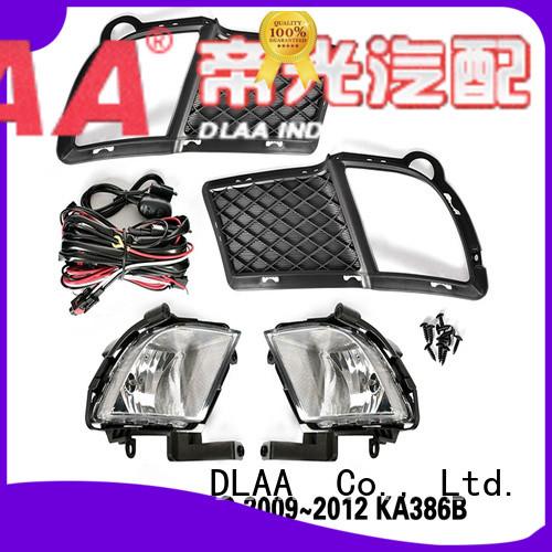 DLAA High-quality kia fog lamp company for Kia Cars