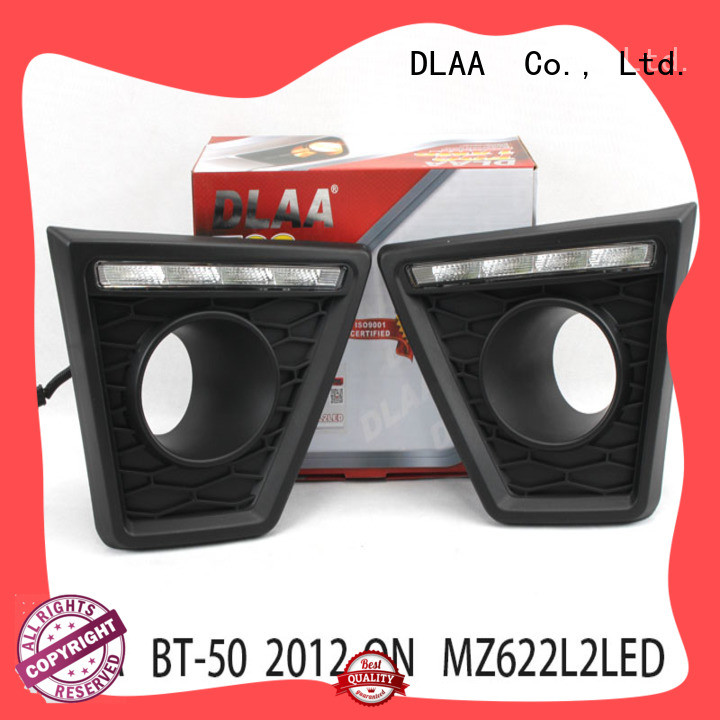 DLAA Top fog lamp set Supply for Mazda Cars