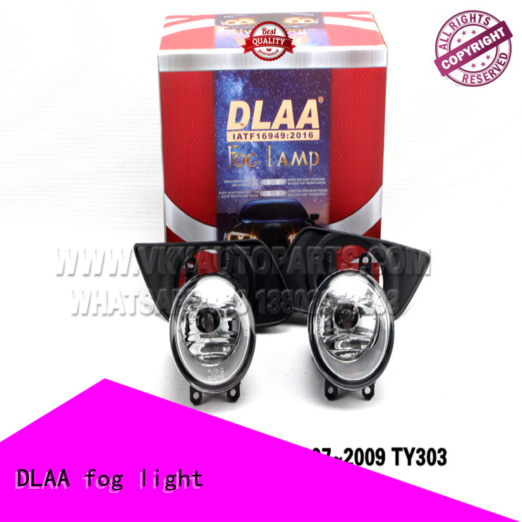 Top universal fog light kit ty308 for business for Toyota Cars