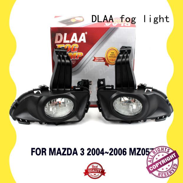 DLAA High-quality small round fog lights company for Mazda Cars