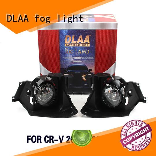 DLAA amber rectangular led fog lights factory for Honda Cars