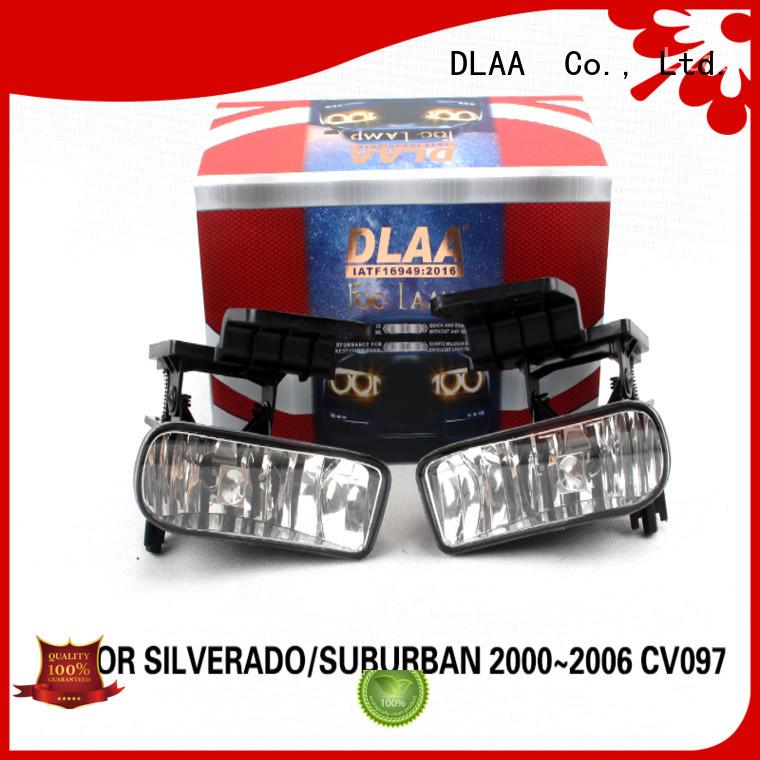 DLAA Latest led projector fog lights company for Chevrolet Cars