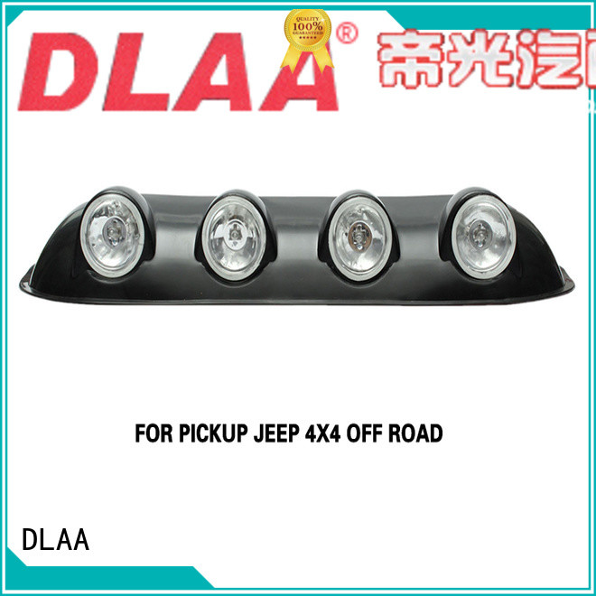 DLAA Custom white led light bar manufacturers for Cars