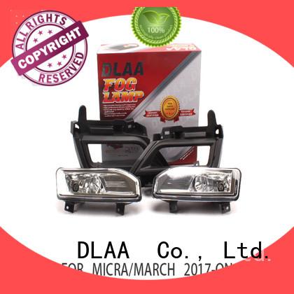 DLAA Top buy led fog lights Supply for Nissan Cars
