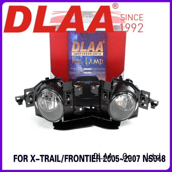 DLAA Best nissan fog lamp kit factory for Nissan Cars