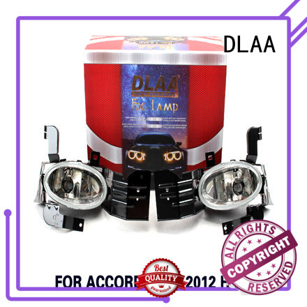 DLAA hd647 5 inch round led fog lights Suppliers for Honda Cars