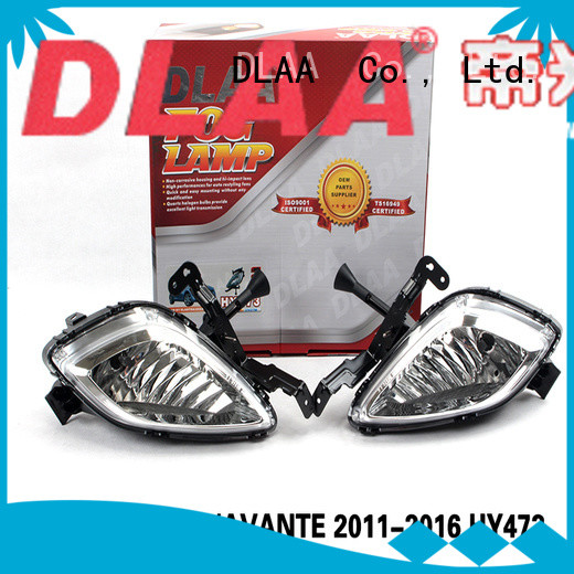 DLAA genesis coupe led fog lights Manufacturer for Hyundai Cars