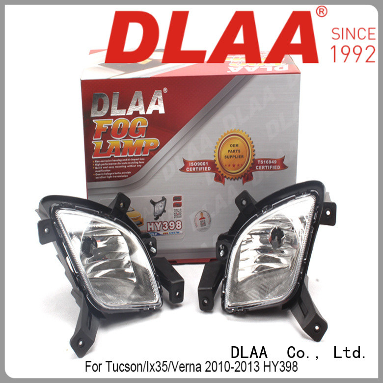 DLAA Top hyundai i10 front fog lights Manufacturer for Hyundai Cars